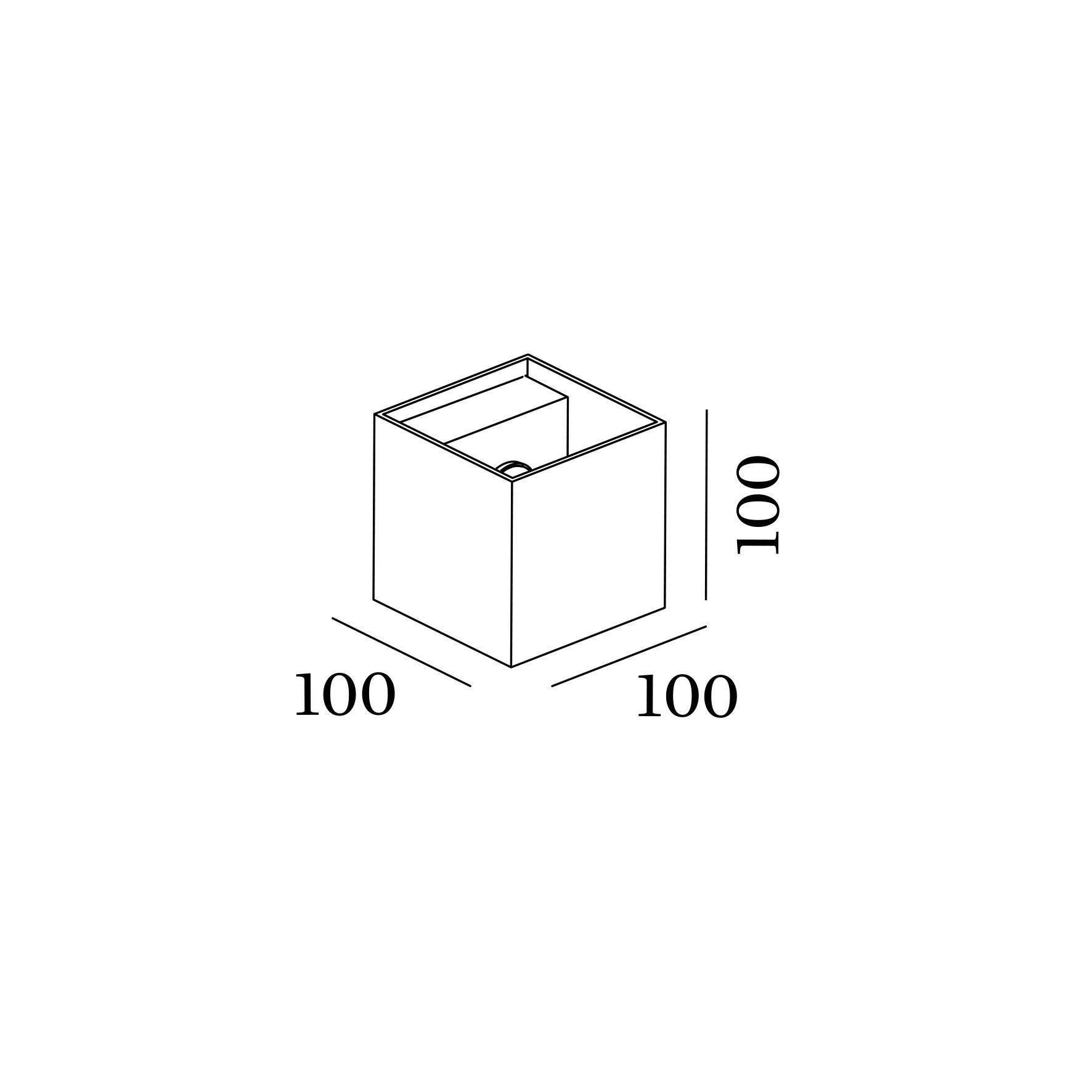 Box exterior wall surface 1.0