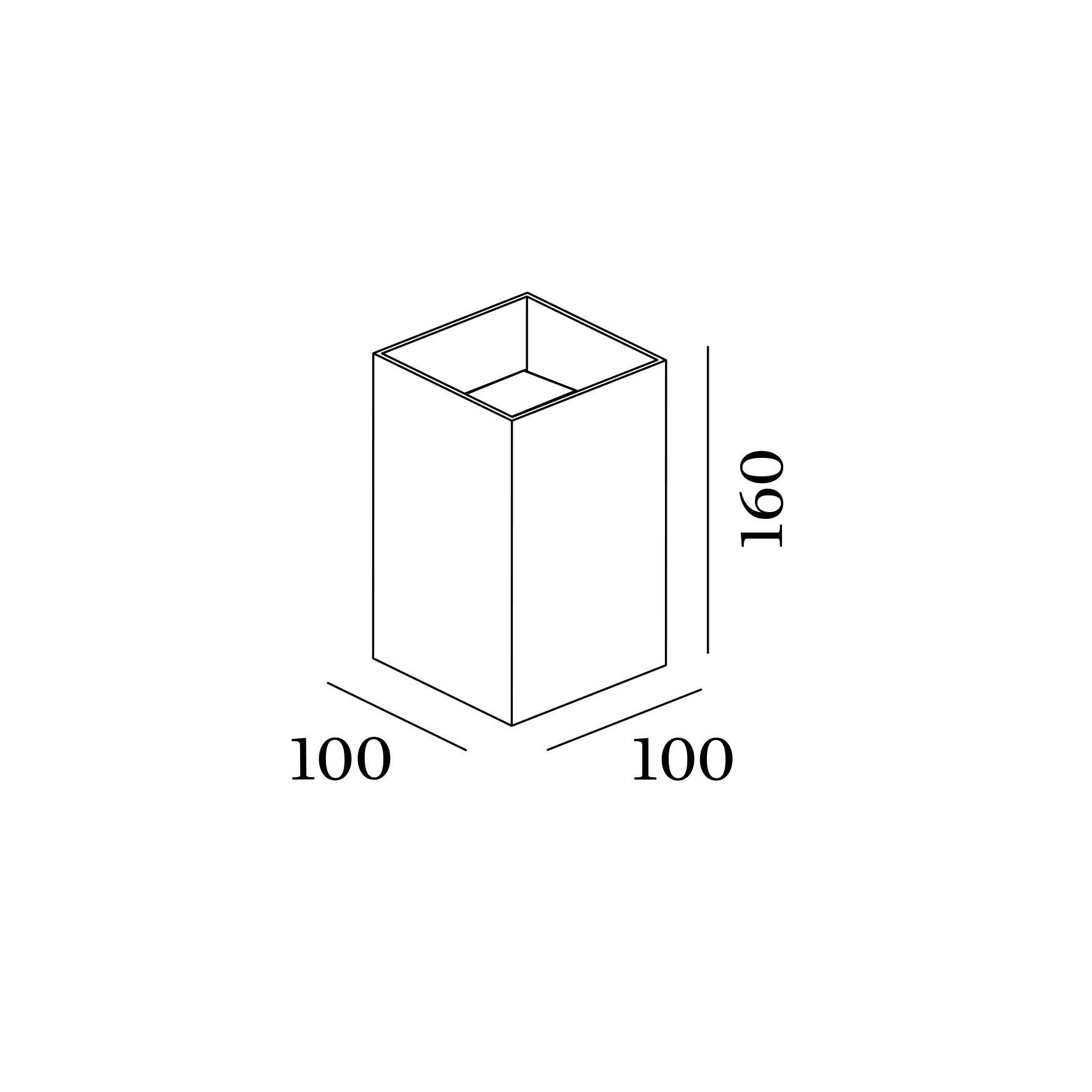 Box wall surface 3.0 led