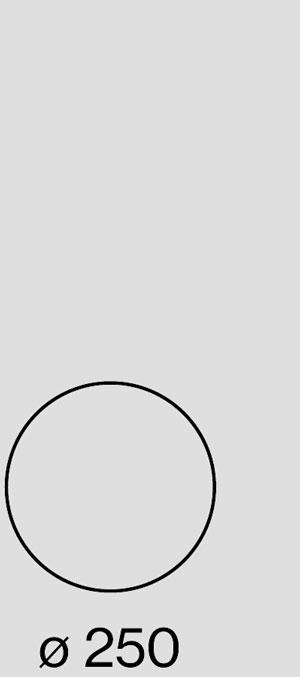 Line bubble 250