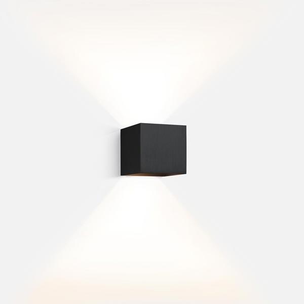 Thumb box 2.0 led black texture 2200k