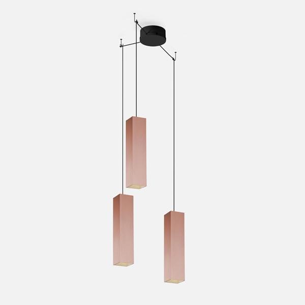 Thumb box multi 3.0 led copper 1800 2850k