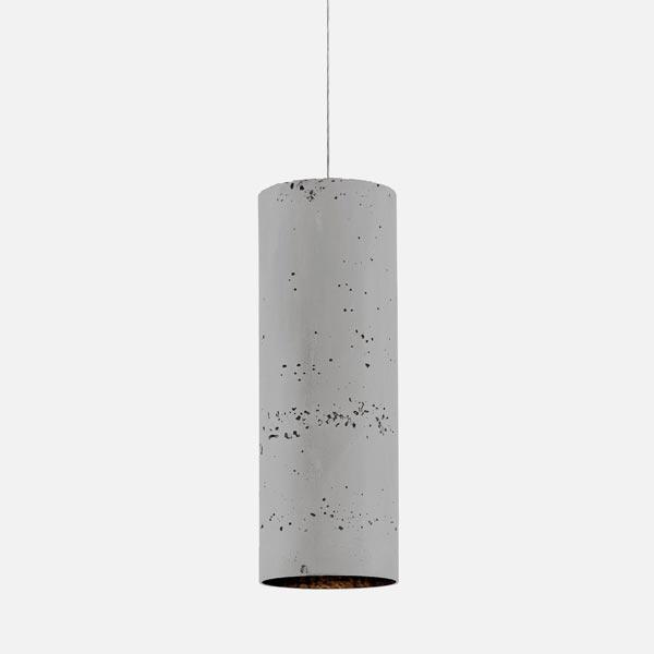 Thumb concrete tube 4.5 grey texture