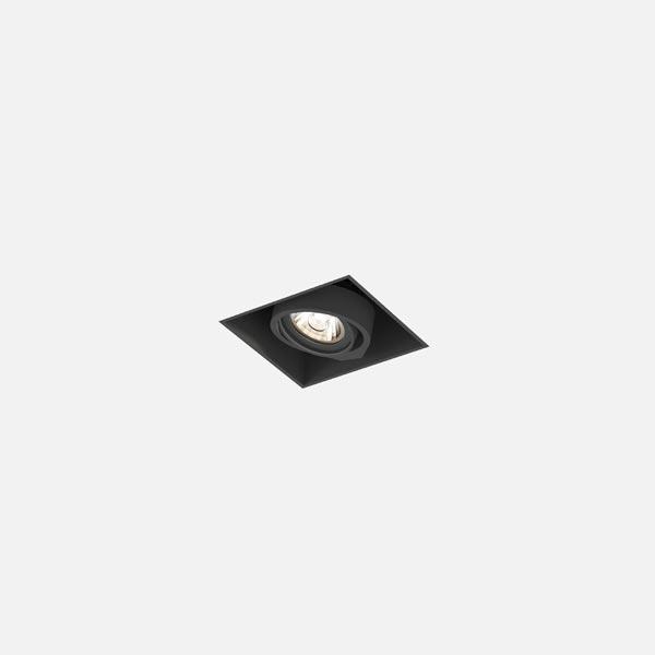 Thumb hide 1.0 led black texture 1800 2850k