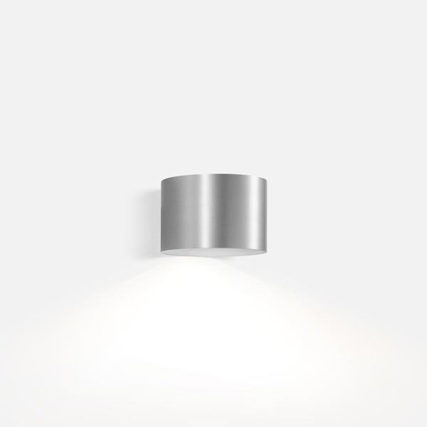 Thumb ray 1.0 led aluminium brushed 2200k