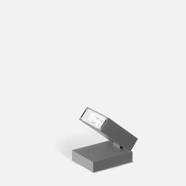 Thumb stake fold 1.0 dark grey texture