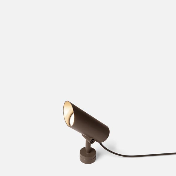 Thumb stipo 1.0 led brown texture