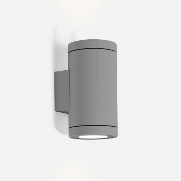 Thumb tube 2.0 led dark grey texture