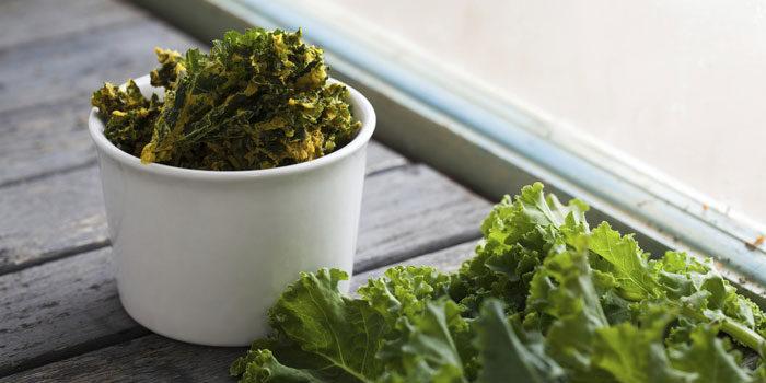 I Quit Sugar - Kale Chips