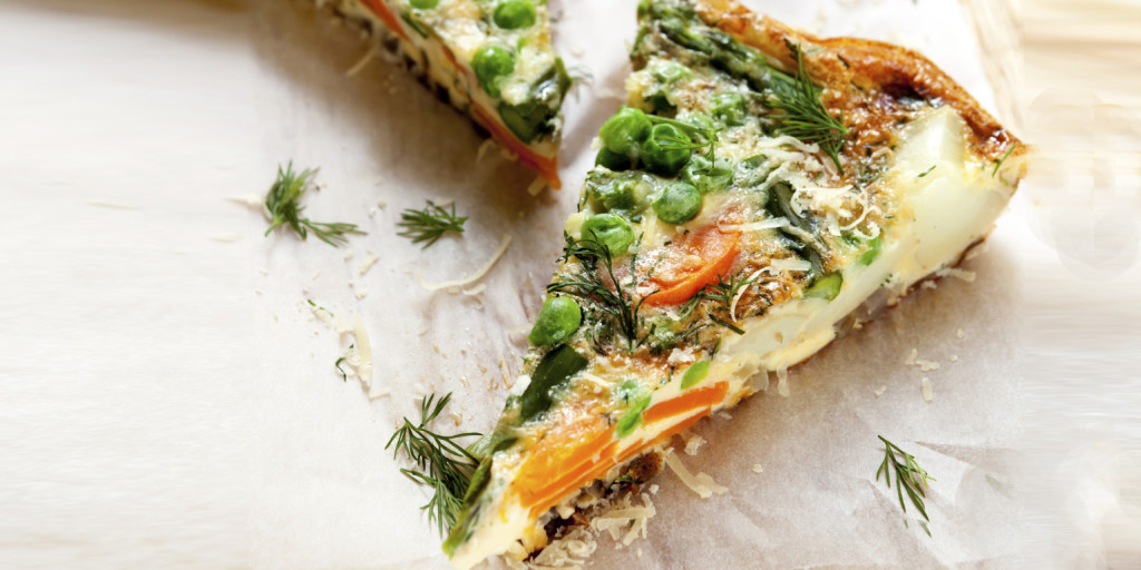 Keys2words - Fridgalicious Frittata