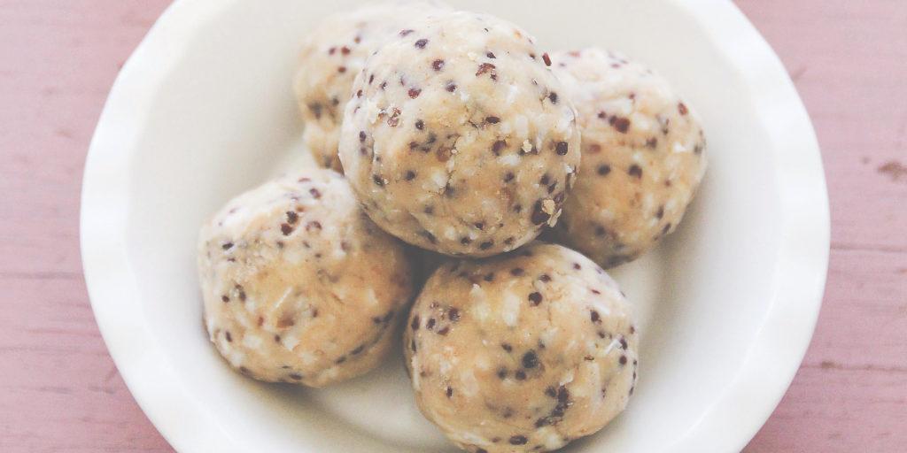 I Quit Sugar: Gumballs Cookie Dugh Bites
