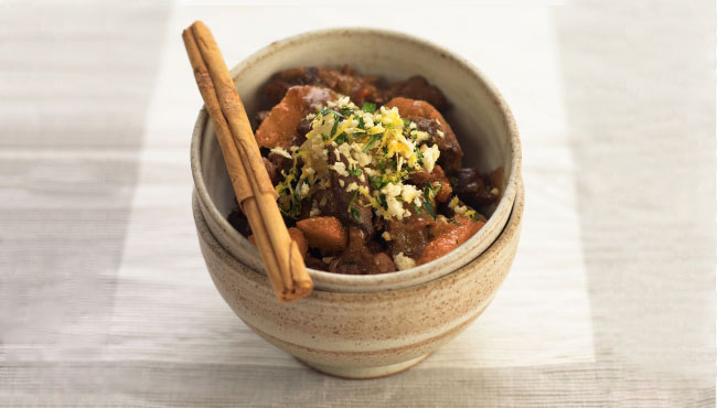I Quit Sugar - Slow-Cooked Moroccan Lamb
