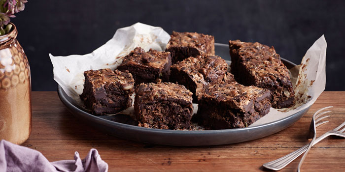 8WP3 Recipe - Zucchini Brownies