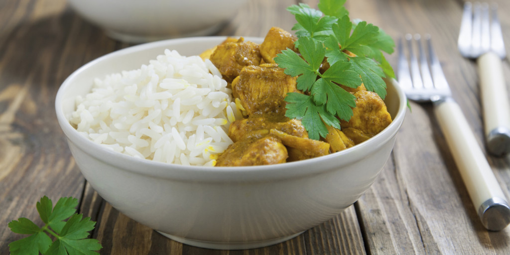 I Quit Sugar: Chicken Curry recipe