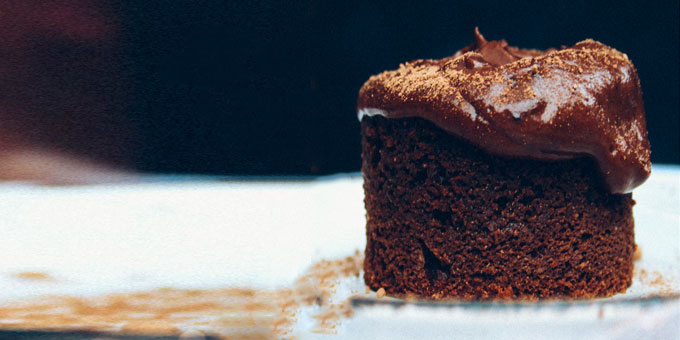 I Quit Sugar - Chocolate mudcake