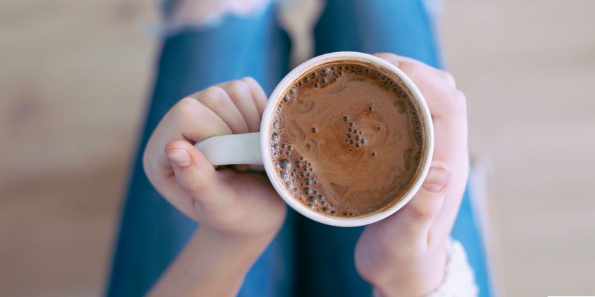 I Quit Sugar - Anti-Inflammatory Hot Chocolate