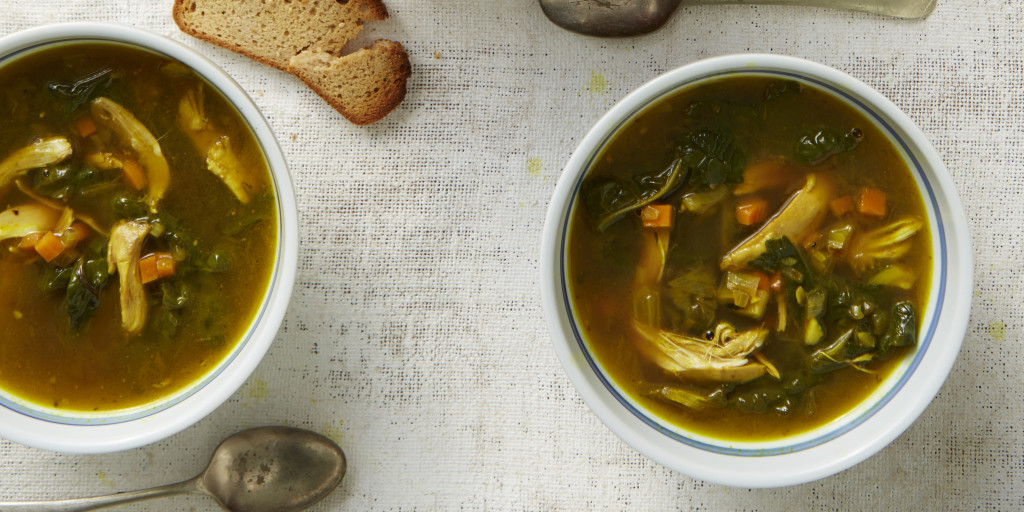 I Quit Sugar - Kung-Flu-Fighting Chicken Soup
