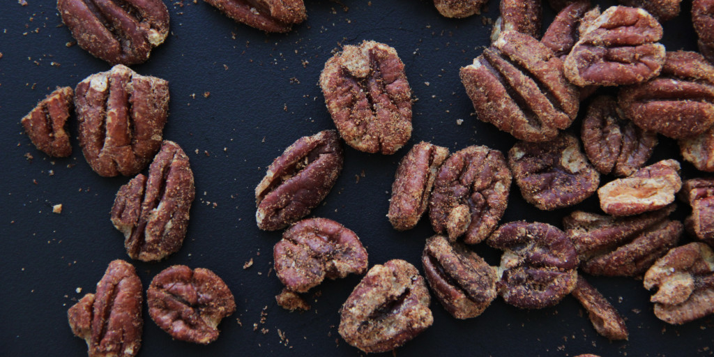 I Quit Sugar - Gingerbread-Spiced Pecans