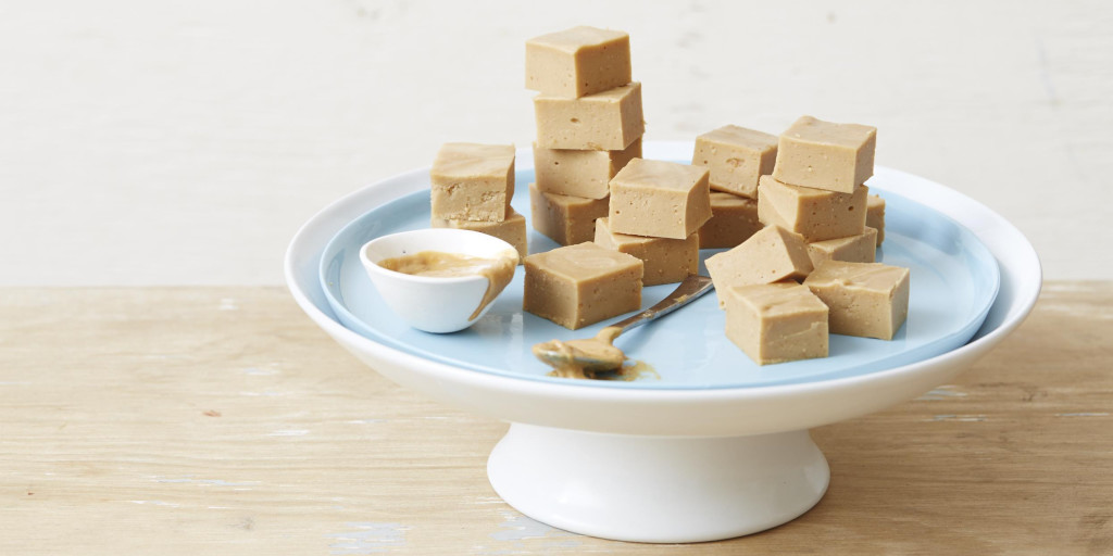 I Quit Sugar: Supercharged Peanut Butter Fudge