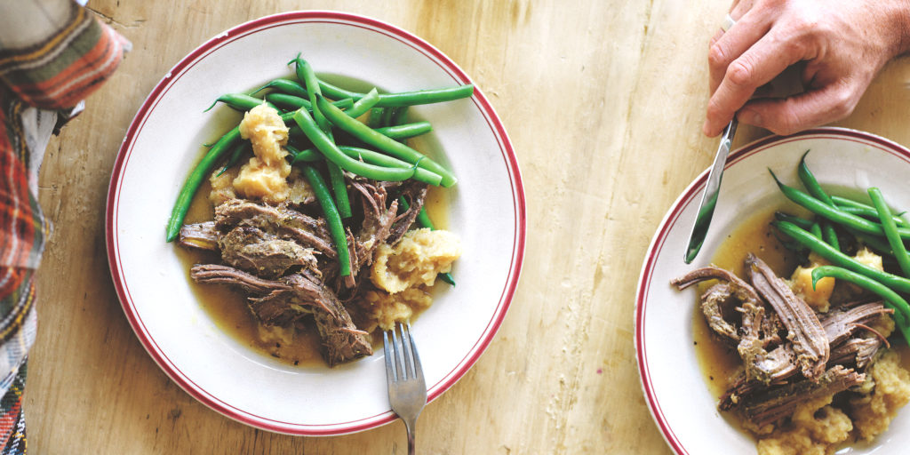 I Quit Sugar: Beef 'n' Beer with Mash