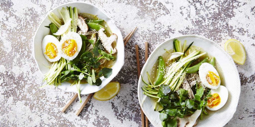 I Quit Sugar: Spring Ramen Bowl