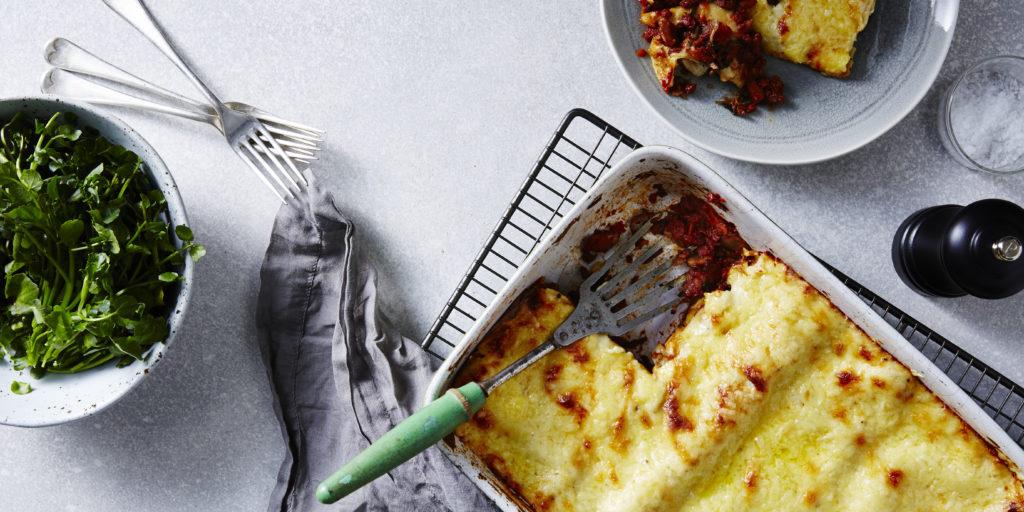 I Quit Sugar: True Blue Aussie Lasagne