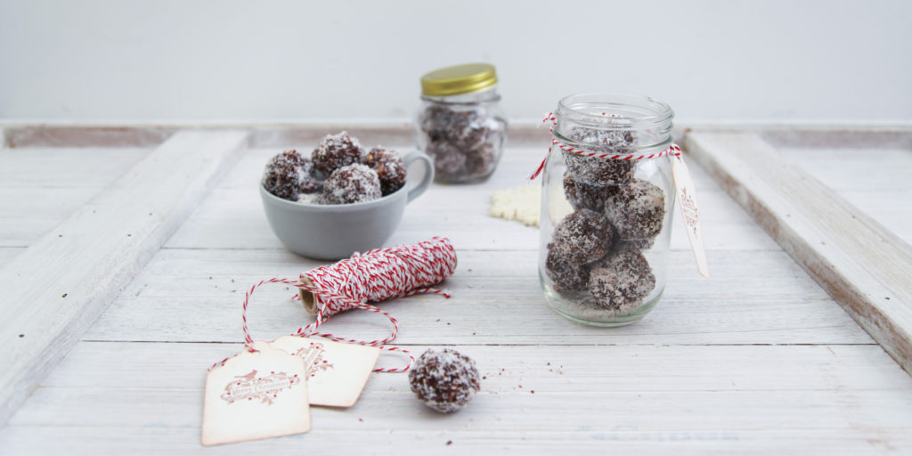 I Quit Sugar - Gut-Lovin' Chocolate Snowballs
