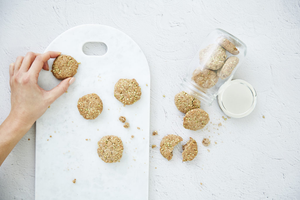 Allergy Free Cookies - I Quit Sugar