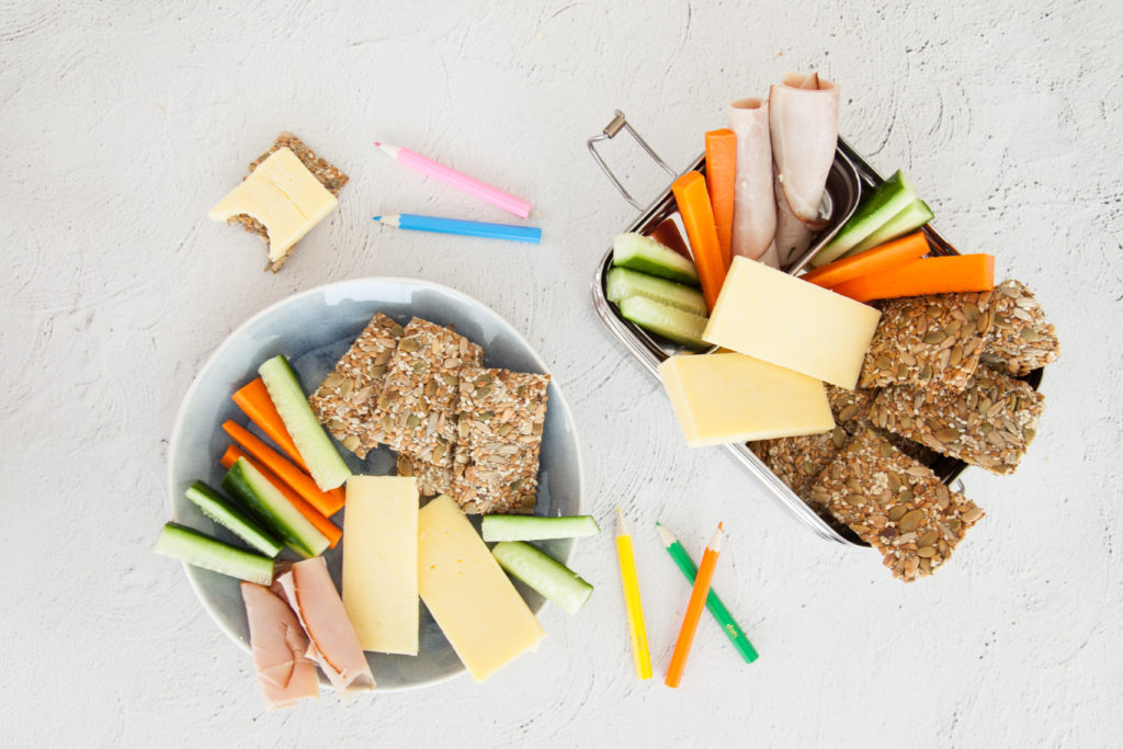 Nut-Free Cracker Lunch Pack - I Quit Sugar
