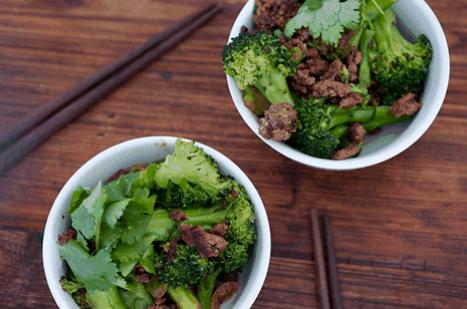 I Quit Sugar - Beef + Broccoli Stirfry