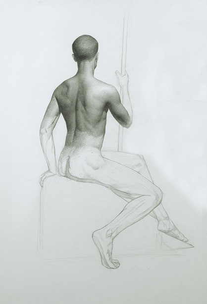 Classical Figure Drawing & Painting - 5 Days | Andrew Bonneau