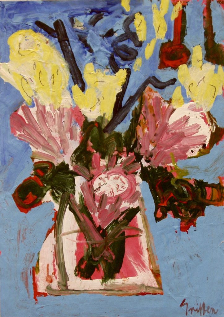 Still Life, Colour and Abstraction in Acrylics with Peter Griffen