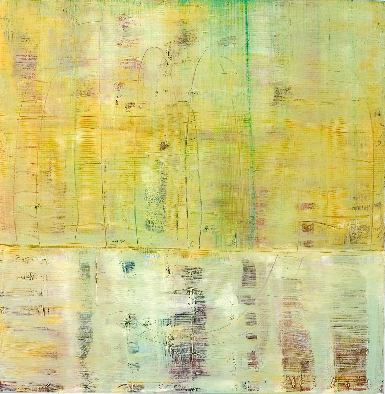 Abstract Expressionism in Acrylics | Mark Gawne
