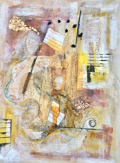 Mixed Media Collage | Cate Collopy