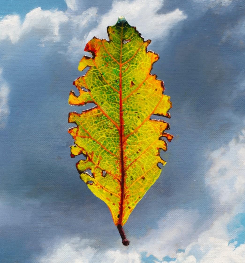 Trompe-l'œil: Painting Leaves Realistically | Hobie Porter