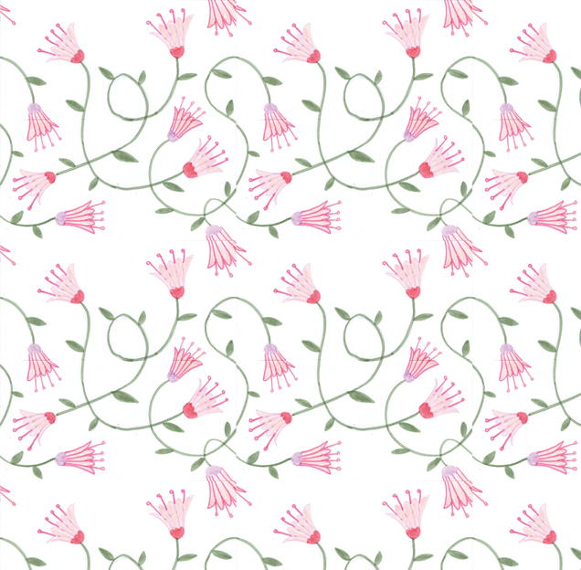 Creating a Surface Pattern Design | Rachael King