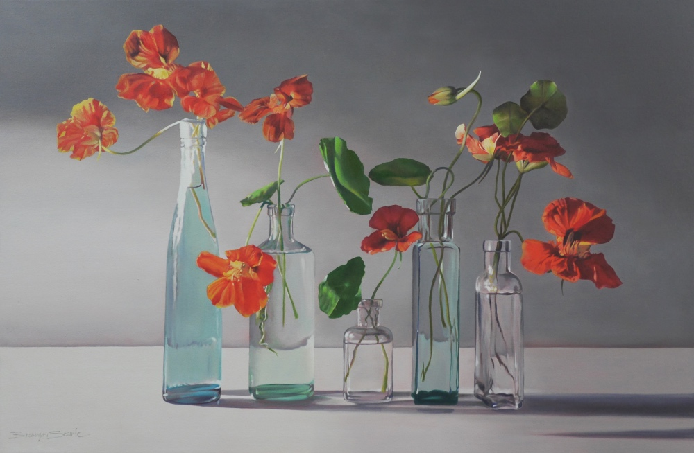 Still Life in Oils | Bronwyn Searle