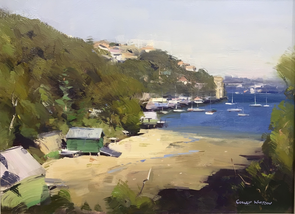 Modern Impressionism in Action | Colley Whisson