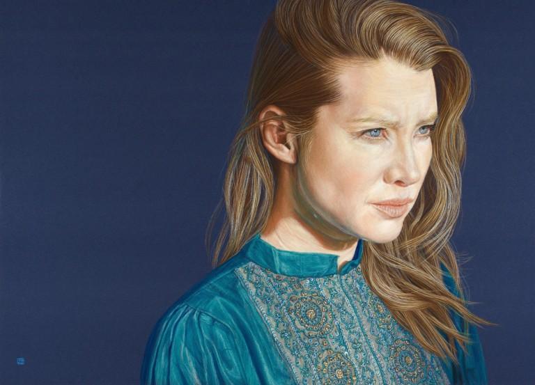 Portrait in Pastels for Beginners | David Wells