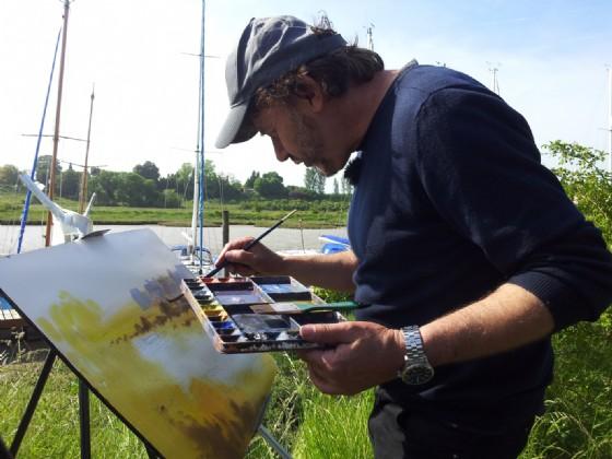 Plein Air and Studio Watercolour | Herman Pekel