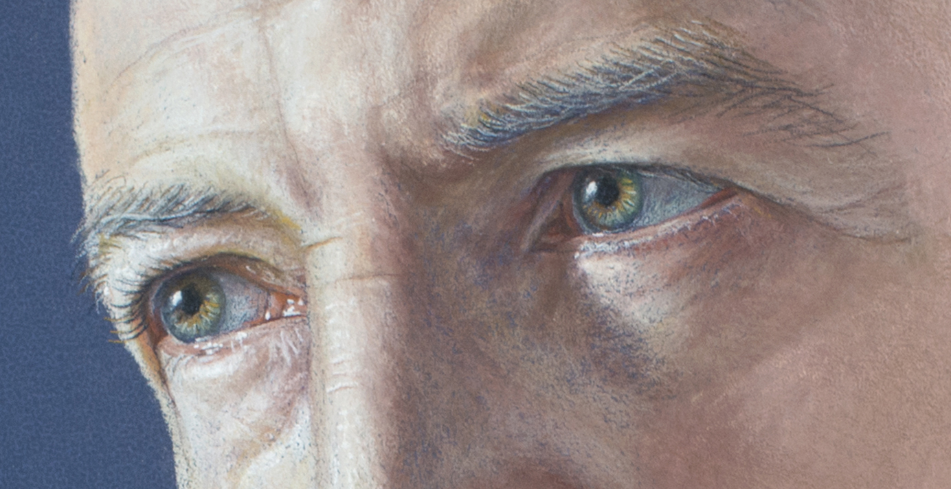 Portrait in Pastels Mentoring | David Wells