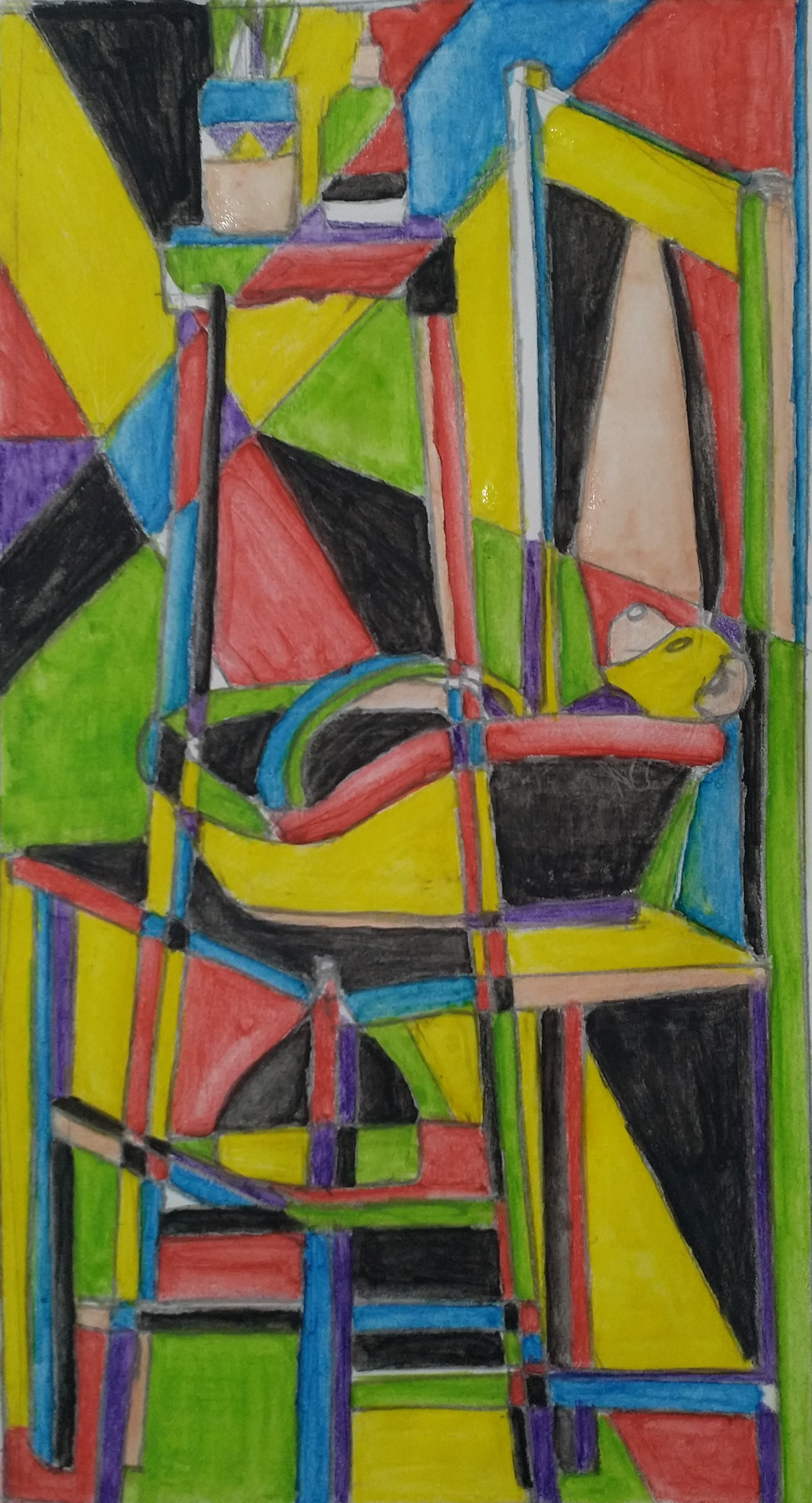 Cubism Still Life | Ages 8 - 13