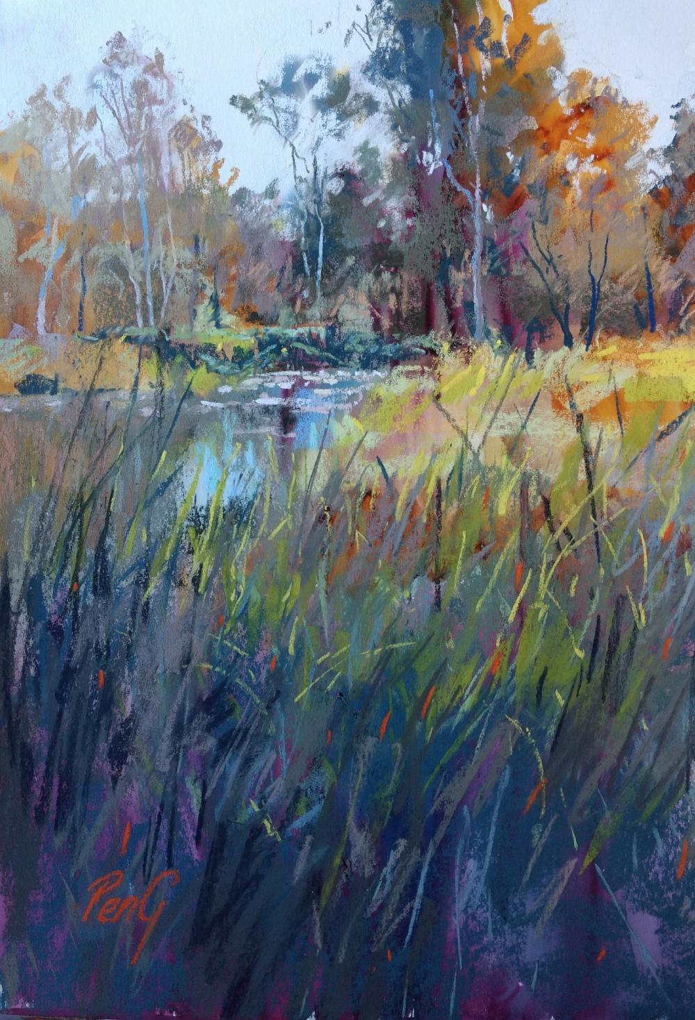Landscapes in Pastels | Penelope Gilbert-Ng