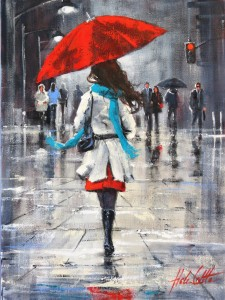 Endless Possibilities in Acrylics with Helen Cottle