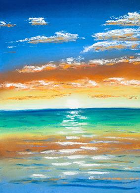 Pastel Painting | Grade 7 -10