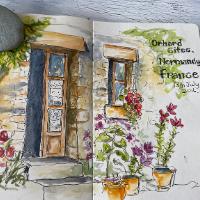 Watercolour Journal - Online Class