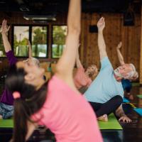 Yoga over 60's