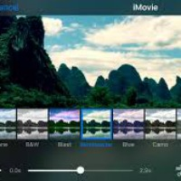 iMovie For OSX