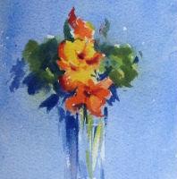Watercolour Still-Life