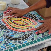 mosaic for beginners byron community college