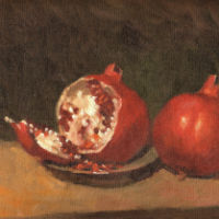 Still-Life In Oils